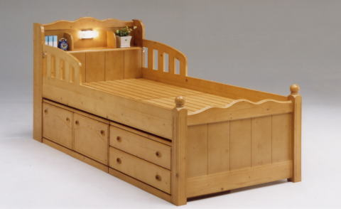 Bed colon ss3